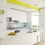 освещение очень маленькой кухни
