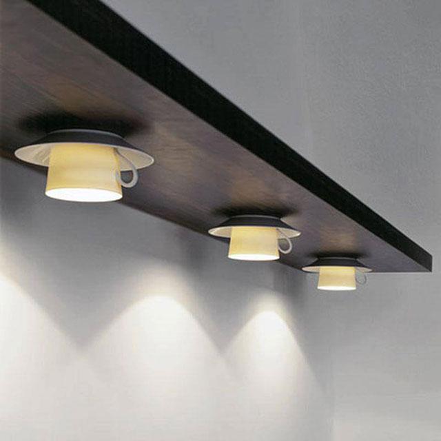 Оригинальные люстры на кухню