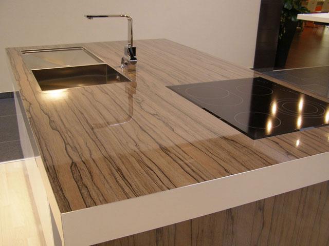 Столешница для кухни из ДСП ламинированная