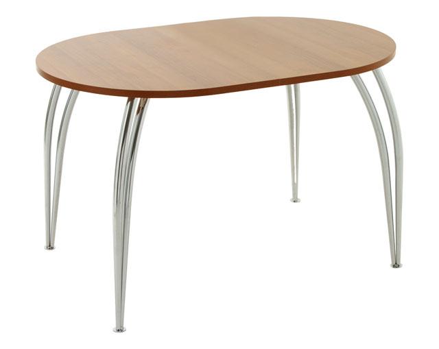 Овальный обеденный стол для кухни