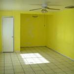 кухня в жёлтых тонах