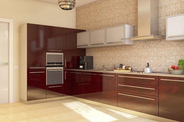 кухни в современном стиле фото