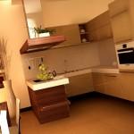 современные кухни в стиле модерн