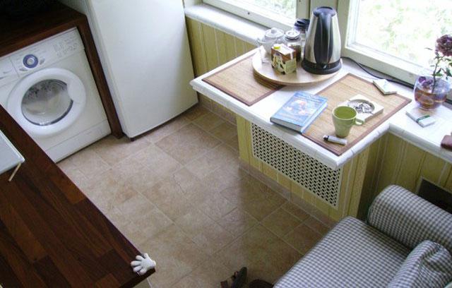 дизайн кухни 5 5 кв м фото