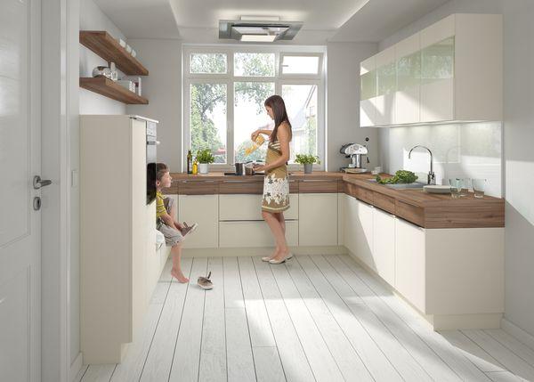Кухни Нольте - Bicolor