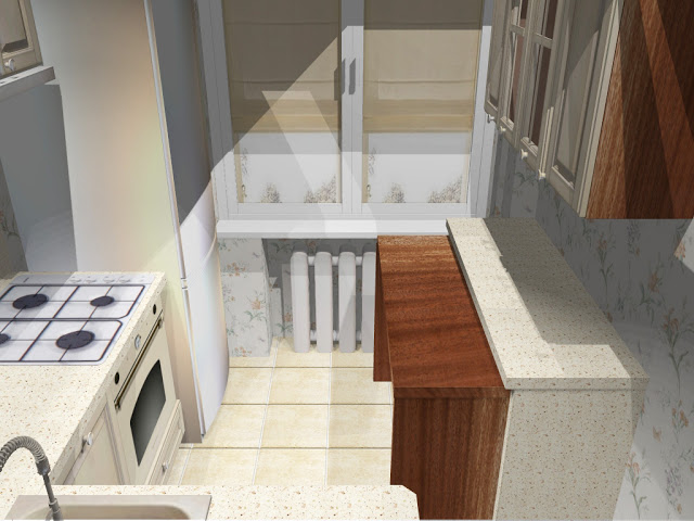 Дизайн кухни 10 кв метров фото в