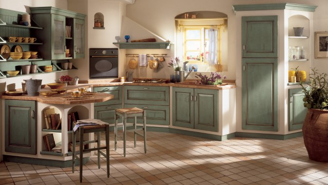 Кухни Scavolini - Belvedere