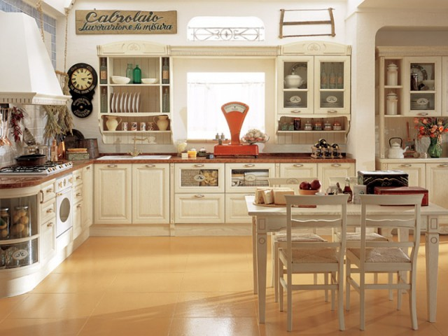 Кухни Aster - Sintonia Patinato
