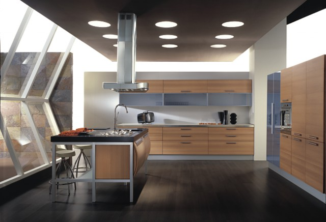 Кухни Aster - Trendy wood