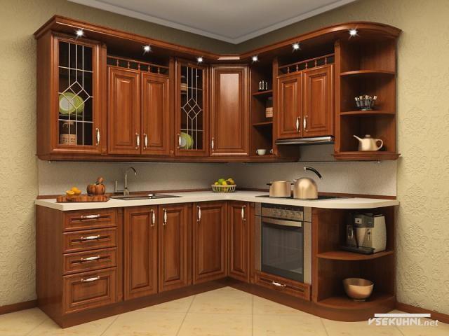 кухонный буфет для посуды