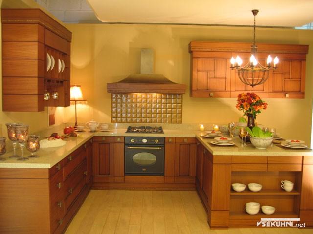 буфет для посуды на кухню