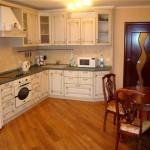 кухни со встроенной бытовой техникой