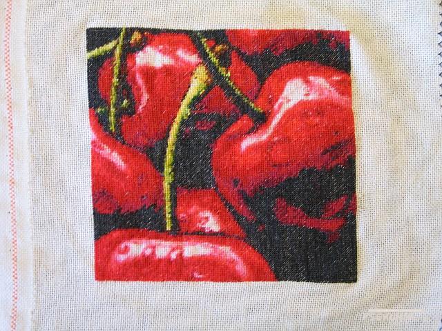 Схемы вышивок из бисера для кухни
