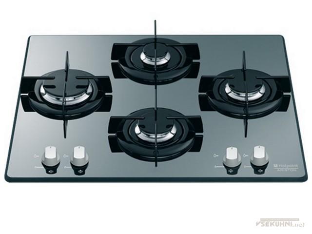 Встраиваемая газовая панель для кухни, устойчивая к высоким температурам