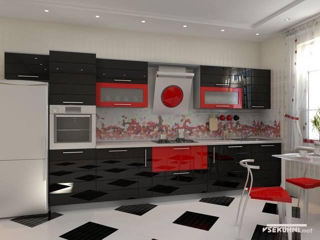 Напольный кафель для кухни