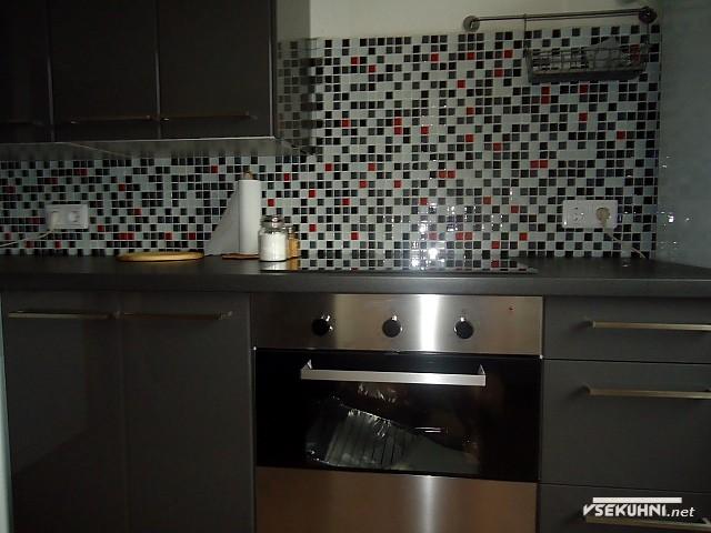 Кафельная плитка-мозаика для кухни