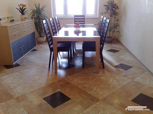Фото: дизайн кафельной плитки для кухни