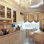 карнизы для кухни