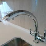 комбинированный кран для кухни