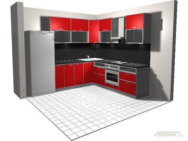 Фотография - наборная мебель для кухни эконом-класса