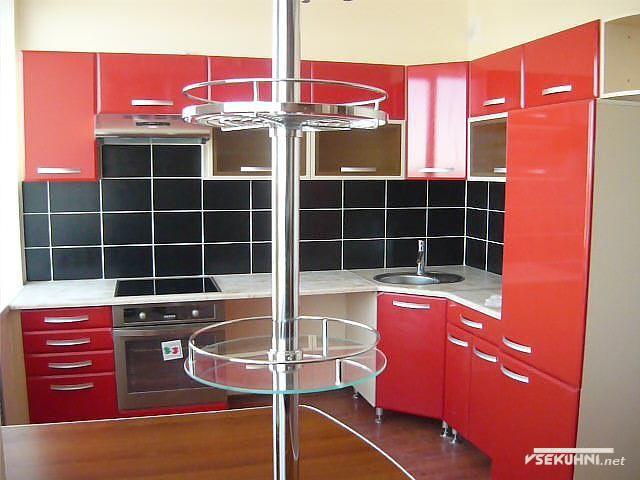 Фото: модульная мебель для кухни эконом