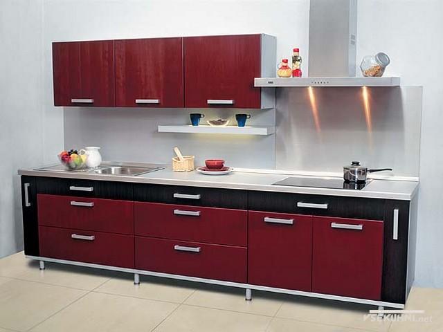 Наборная мебель для кухни эконом-класса