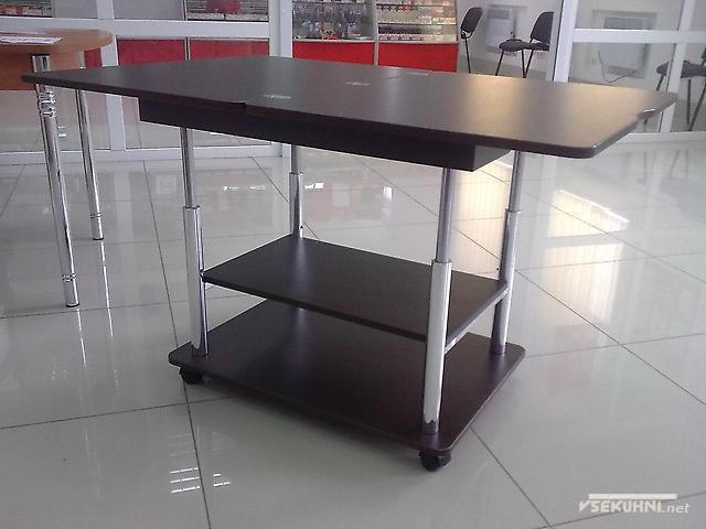 Фото: столы трансформеры для кухни