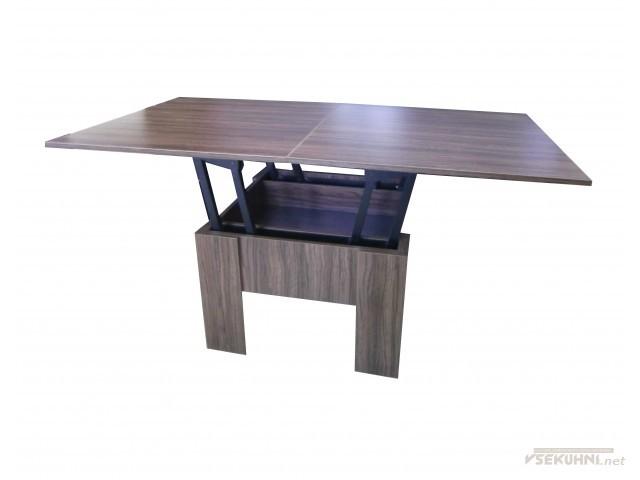 Обеденные столы трансформеры для кухни - фото