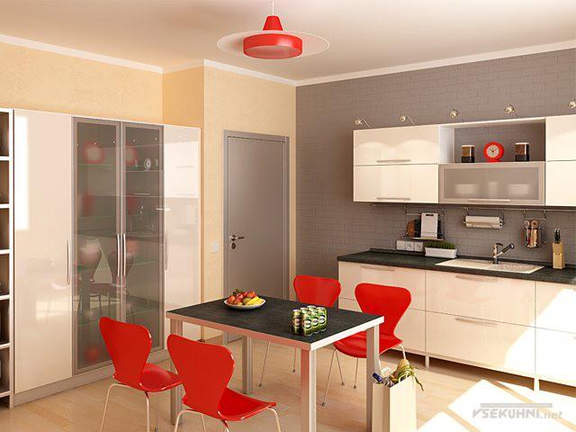 Корпусная мебель для кухни эконом-класса