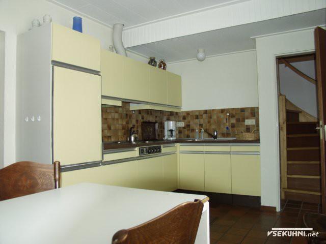 Корпусная мебель для кухни невероятно практична