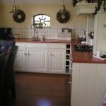 Корпусная мебель для кухни из МДФ