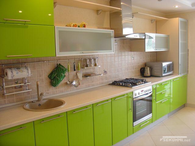 Корпусная мебель для кухни: идеи оформления