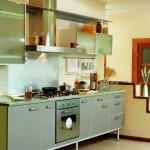 Корпусная мебель для кухни - это множество стилей и цветов