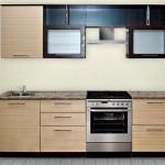 Мебельные фасады для кухни с пленкой из ПВХ