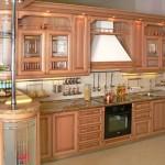 Мебельные фасады для кухни из дерева