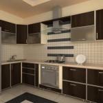 Влагостойкие мебельные фасады для кухни