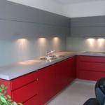 Готовые модули кухни из МДФ