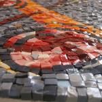 Цветноемозаичное панно для кухни