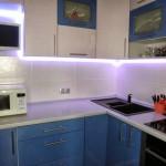 Led подсветка для кухни
