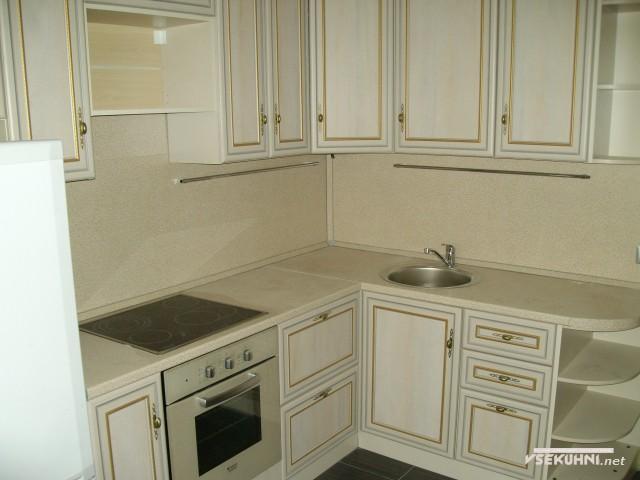 Модульная мебель для кухни эконом для маленькой кухни