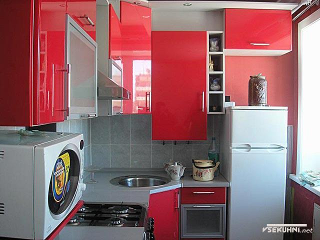 Модульная мебель для кухни эконом-класса