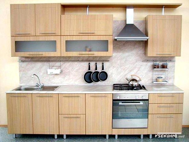 Модульная мебель для кухни из МДФ