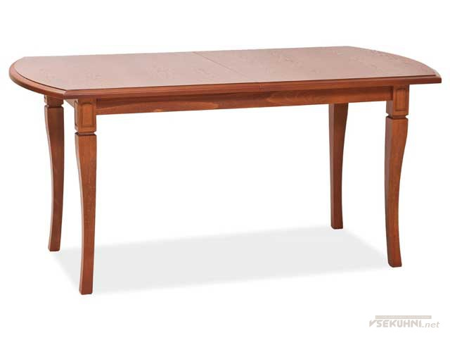 Деревянные столы для кухни овальные