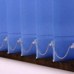 Вертикальные тканевые жалюзи на пластиковые окна