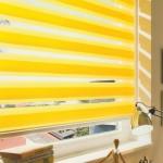 Тканевые жалюзи день-ночь для пластиковых окон