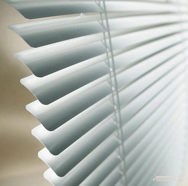 Цены на металлические жалюзи для пластиковых окон