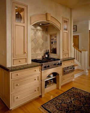 Уход за кухонной столешницей из плитки