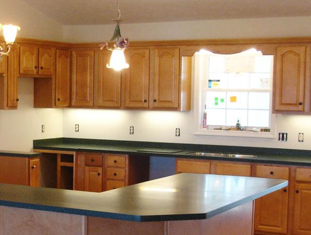 Акриловая столешница для кухни
