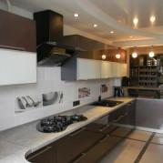 Дизайн кухни 23 кв м