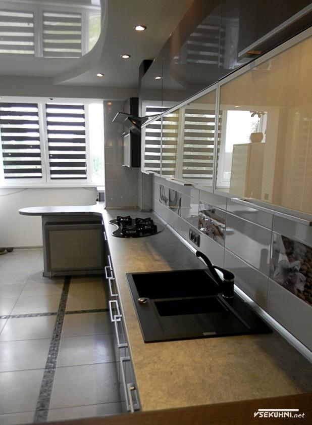 Обстройство кухни 23 кв м - фото